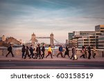 london   uk   march 13th 2017.... | Shutterstock . vector #603158519