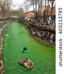 Green River  St. Patrick's Day...