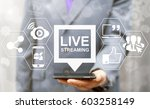 Live Streaming Social Media We...