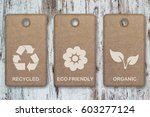 set of symbols connected to... | Shutterstock . vector #603277124