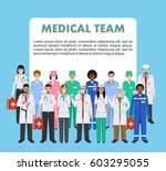 medical concept. detailed... | Shutterstock .eps vector #603295055