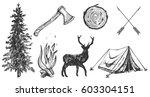 Vector Illustration Of Hand...