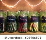 jim thorpe  pennsylvania  ... | Shutterstock . vector #603406571