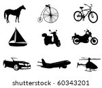 transportation | Shutterstock .eps vector #60343201