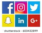 valencia  spain   march 15 ... | Shutterstock . vector #603432899
