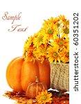 Autumn Or Thanksgiving Bouquet...