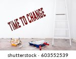 Small photo of time to change, Improvement and alteration at home and the property, english text