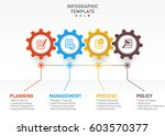 vector business and industry... | Shutterstock .eps vector #603570377