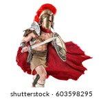Ancient Warrior Or Gladiator...