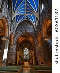 Interior Of St Giles Cathedral...