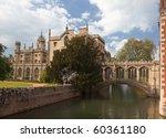 St John's College. Bridge Of...