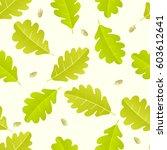 seamless vector pattern of... | Shutterstock .eps vector #603612641