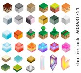 game assets. isometric texture...