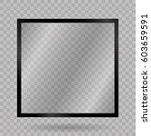 blank mobile  smartphone ... | Shutterstock .eps vector #603659591