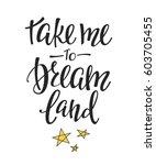 travel life style romantic love ... | Shutterstock .eps vector #603705455