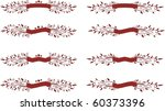 isolated on white banners...   Shutterstock .eps vector #60373396