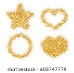 vector eps 10. glowing...   Shutterstock .eps vector #603747779