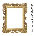 picture frame | Shutterstock . vector #603765989
