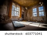 lost place   forgotten place | Shutterstock . vector #603771041