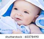 Closeup Portrait Of Cute...