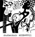 Retro Musicians   Abstraction ...