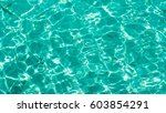 turquoise blue ocean. clear sea ...   Shutterstock . vector #603854291