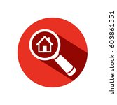 search home  | Shutterstock .eps vector #603861551