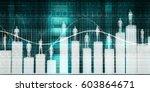staff performance appraisal... | Shutterstock . vector #603864671