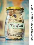 background journey. map.... | Shutterstock . vector #603972095