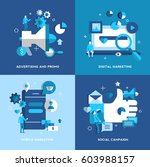 advertising and promotion ...   Shutterstock .eps vector #603988157