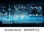 new technologies for better... | Shutterstock . vector #604009721