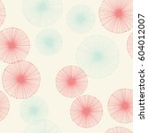 Seamless Dandelion Pattern....