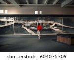 cambridge  ma  usa   march 5...   Shutterstock . vector #604075709