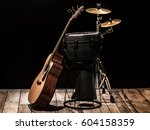 Percussion Instruments With An...