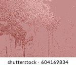 gold metallic glossy texture.... | Shutterstock .eps vector #604169834