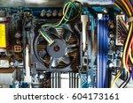 computer  | Shutterstock . vector #604173161