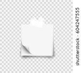 paper sheets | Shutterstock .eps vector #604247555
