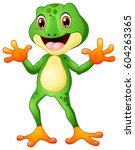 vector illustration of cute... | Shutterstock .eps vector #604263365
