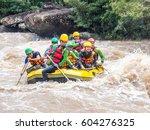 loei thailand september 22 ... | Shutterstock . vector #604276325