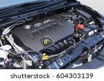 buriram thailand   february 27...   Shutterstock . vector #604303139
