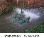 Small photo of Water aerator.