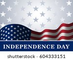 Independence Day Usa Backgroun...