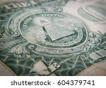 old one dollar | Shutterstock . vector #604379741