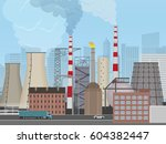 plant factory on the city... | Shutterstock . vector #604382447