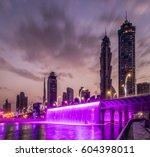 Dubai Water Canal Skyline Duba...