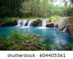 Deep Forest Waterfall  Nationa...