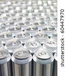Several Aluminium Cans At A...