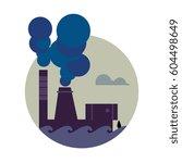 Air Pollution Banner  Raster...