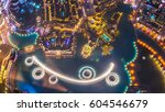 dubai fountain as seen from...