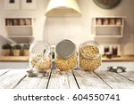 breakfast time  | Shutterstock . vector #604550741